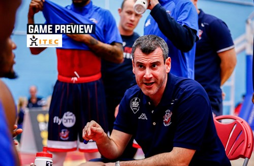 ITEC Game Preview » Bristol Flyers v Cheshire Phoenix