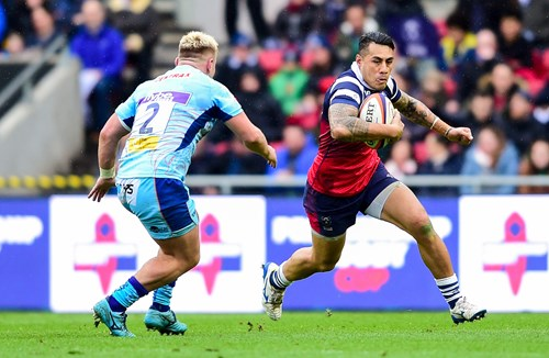 Report: Bristol Bears 10-12 Exeter Chiefs