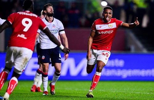 Highlights: Bristol City 2-1 Bolton Wanderers