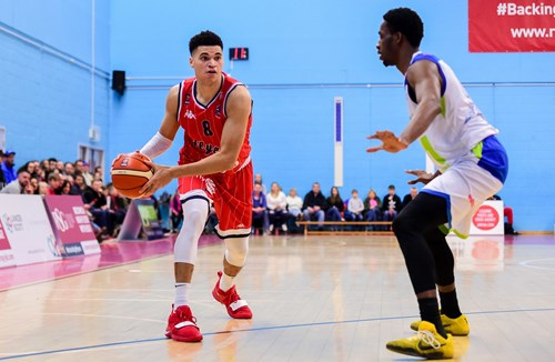 Highlights: Bristol Flyers 63-68 Cheshire Phoenix
