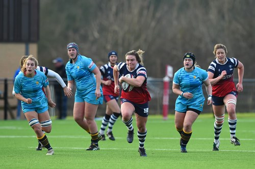Sarah Bern named to start Red Roses' Six Nations opener