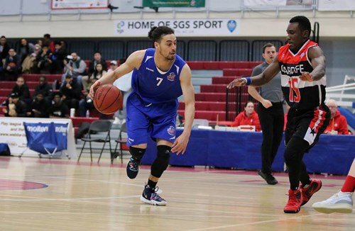Report: Bristol Flyers II 92-75 Cardiff City