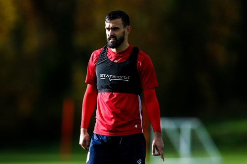 Audio: Marlon Pack Pre-Swansea City home press conference