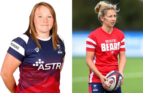 Thomas and Snowsill named in Wales Women squad for Six Nations opener