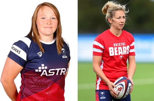 Snowsill and Thomas named to start against the Red Roses