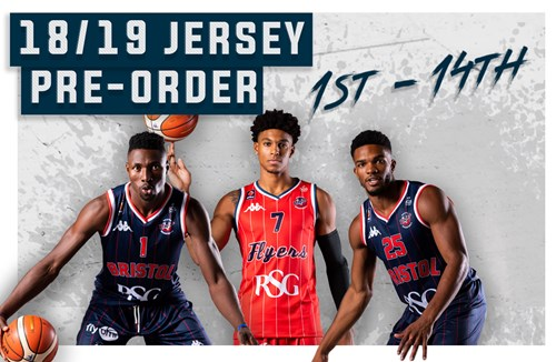 Order your 2018/19 jersey at the Flyers online store