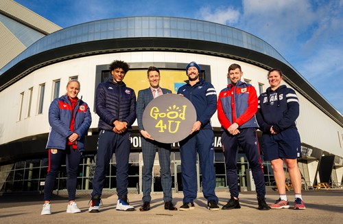 Good4U announce new partnership with Bristol Sport
