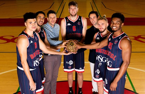 Bristol Flyers form elite partnership with Good4U