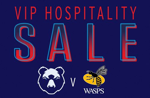 Wasps special hospitality offer