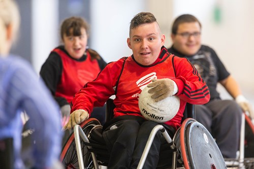 Foundation secures BBC Children in Need grant for wheelchair sport
