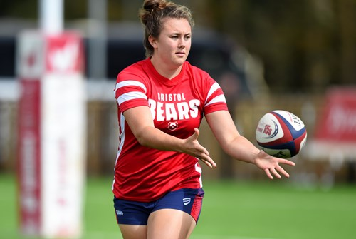 Six Bristol Bears Women named in Red Roses U20 squad