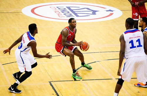 Highlights: London City Royals 91-83 Bristol Flyers