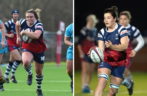 Bern and Leitch to start for Red Roses