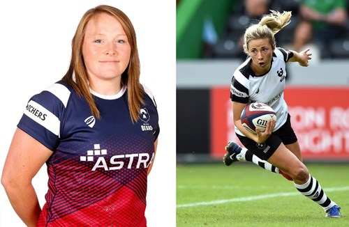 Thomas and Snowsill in Wales Women squad for Italy clash