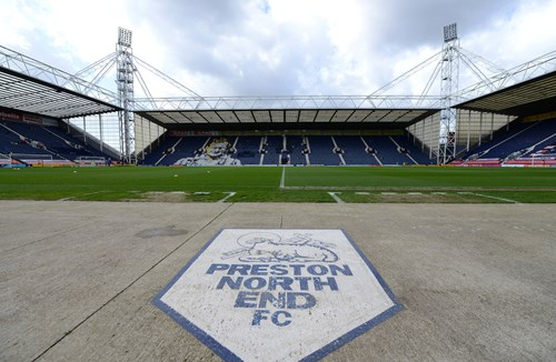 Pay on the day available at Deepdale
