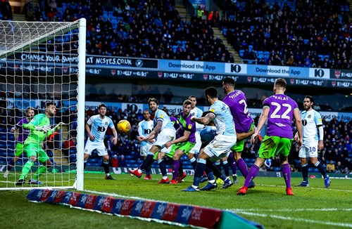 Report: Blackburn Rovers 0-1 Bristol City