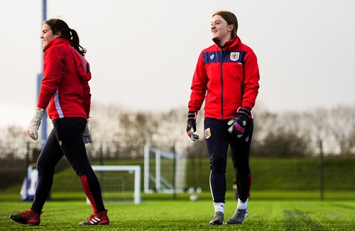 Baggaley selected for Young Lionesses