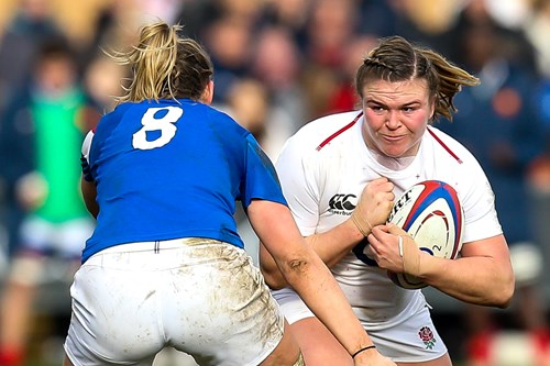 Six Nations: Red Roses beat France, Wales held in Italy