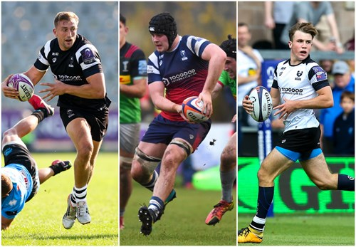 Young guns commit futures to Bristol Bears