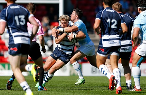 Report: Bristol Rugby 23-29 Bedford Blues