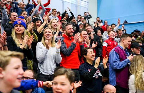 Bristol Flyers v Plymouth Raiders - SOLD OUT