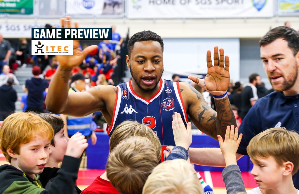 ITEC Game Preview » Bristol Flyers v Leicester Riders