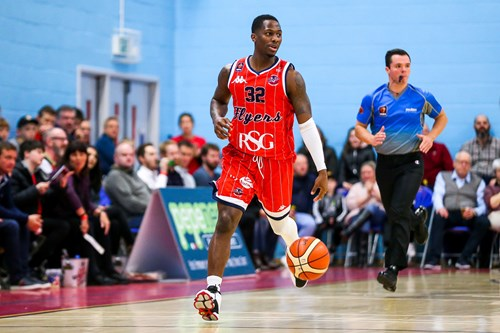 Report: Bristol Flyers 83-90 Leicester Riders