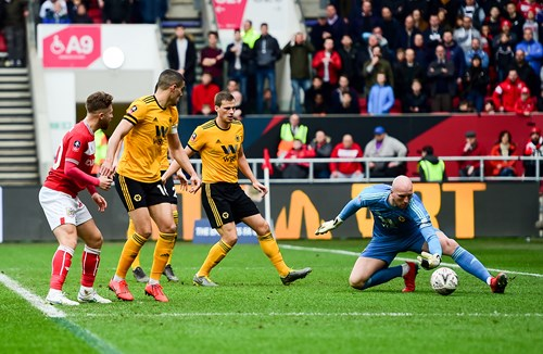 Report: Bristol City 0-1 Wolves