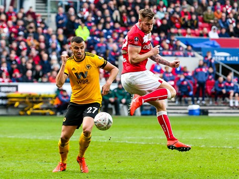 Highlights: Bristol City 0-1 Wolves (FA Cup)