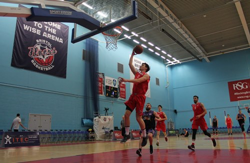 Report: Bristol Flyers II 102-68 Swindon Shock