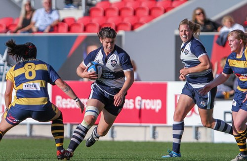 Report: Bristol Ladies 24-5 Worcester Ladies