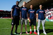Video: Bristol Flyers Visit Ashton Gate