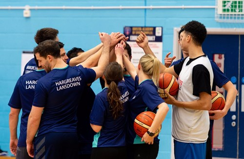 Gallery: Bristol Flyers corporate basketball tournament