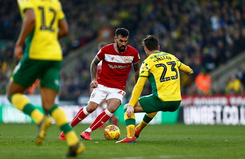 Highlights: Norwich City 3-2 Bristol City