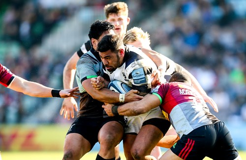 Stat attack: Harlequins 36-26 Bristol Bears