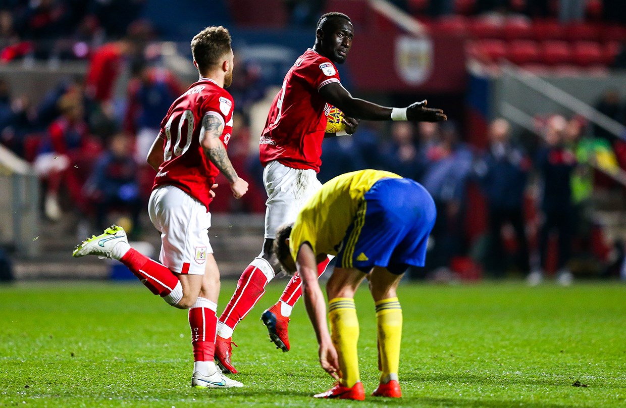 Highlights: Bristol City 1-2 Birmingham City thumbnail