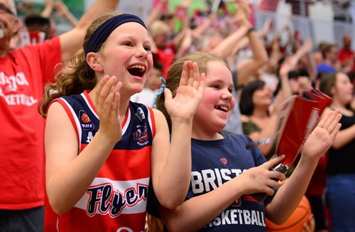Bristol Flyers Women - Inspiring a generation