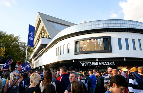 New food and drink offerings at Ashton Gate