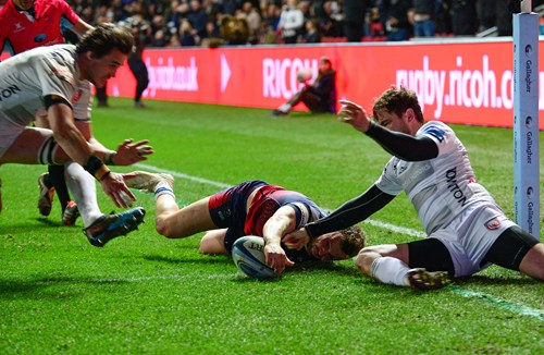 Report: Bristol Bears 28-24 Gloucester Rugby