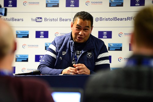 Video: Lam hails 'inspirational' Ashton Gate crowd