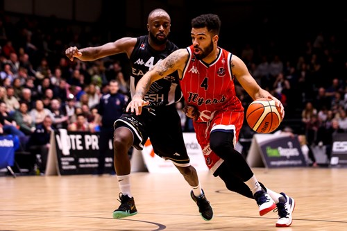 Highlights: Newcastle Eagles 95-89 Bristol Flyers