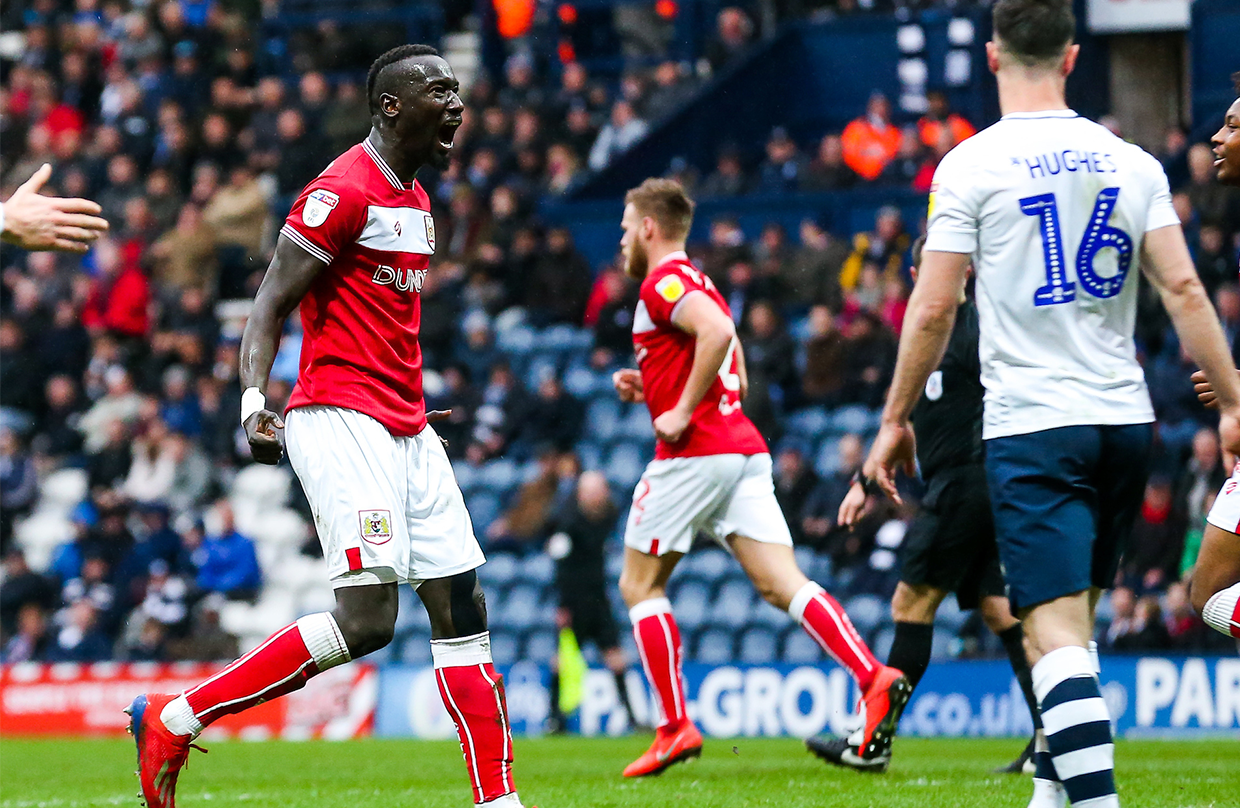 Highlights: Preston North End 1-1 Bristol City thumbnail