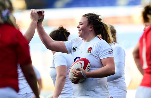 Bern nominated for Red Roses Player of the Year award