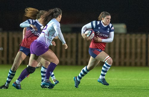 Six Bears Women named in England U20 squad to face France