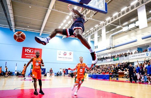 Report: Bristol Flyers 95-79 Plymouth Raiders