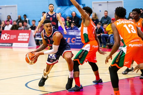 Highlights: Bristol Flyers 95-79 Plymouth Raiders