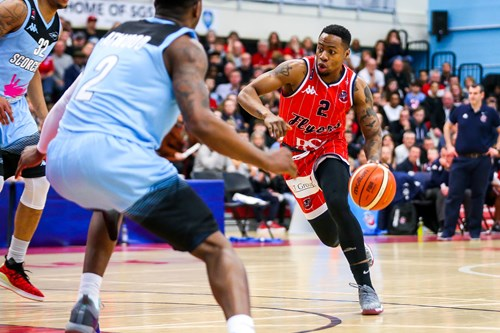 Report: Bristol Flyers 83-89 Surrey Scorchers