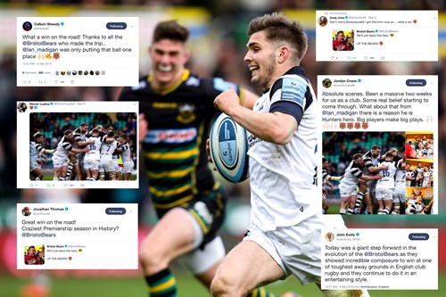 Social media round-up: Madigan delivers at the death