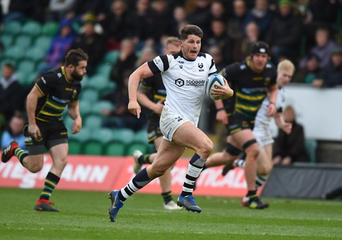 Stat attack: Northampton Saints 24-26 Bristol Bears