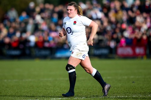 Bern shines in Red Roses victory over Italy